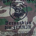 Graveland - TShirt or Longsleeve - Graveland - Will Stronger Than Death / Fenrir camo shirt