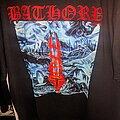 Bathory - TShirt or Longsleeve - Bathory blood on ice T shirt
