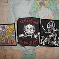 Iron Maiden and Motorhead patches for sale or trade