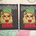 Sacred Reich Violent Solutions for sale/trade Patch