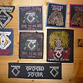 Twisted Sister Collection Patch