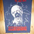 Scorpions Blackout BP Patch