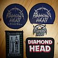 Diamond Head Collection Patch
