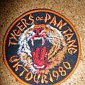 Tygers Of Pan Tang - UK Tour 1980 Patch
