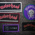 some Motörhead patches