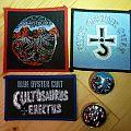 Blue Öyster Cult collection Patch