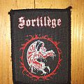 Sortilège vintage patch