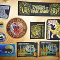 Tygers Of Pan Tang Collection Patch