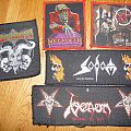 Mixed Thrash/Death - Venom, Sodom, Bolt Thrower, Slayer, Megadeth Patch