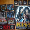 Kiss Collection Patch