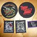 some Thin Lizzy patches