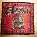 Saxon Killing Ground patch