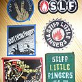 Stiff Little Fingers collection Patch
