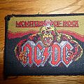 AC/DC - Monsters of Rock Patch