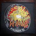 Def Leppard - Pyromania '83 Patch