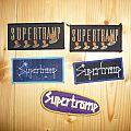Supertramp collection Patch