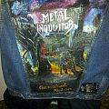 Hand Painted from Hell Battle Jacket