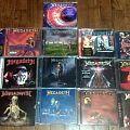 Megadeth CD Collection Tape / Vinyl / CD / Recording etc