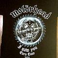 Motörhead - The Wörld Is Yours T-Shirt