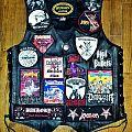 Leather Vest Front Update  Battle Jacket