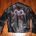 proclamation leather Battle Jacket