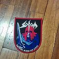 sodom in the sign of evil bootleg patch