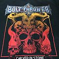 Bolt Thrower - Carved in stone Tshirt