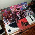 Death CD colletion Tape / Vinyl / CD / Recording etc