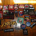 Patches/Backpatches Sale or Trade