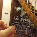 watain shaped patch