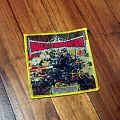 Bolt Thrower - Realm of Chaos Bootleg patch