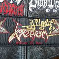 Venom Vintage patch