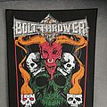 Bolt thrower Backpatch