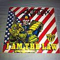 I Am The Law - 12'' Maxi Single Tape / Vinyl / CD / Recording etc