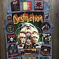 Destruction - Battle Jacket - Fuck You Rock N Roll
