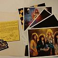 Stryper - Other Collectable - Fan club package from the 80s
