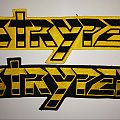 Stryper - Patch - Large patches fan made