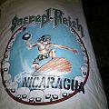 Sacred Reich Surf Nicaragua t-shirt