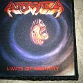 Attomica limits of insanity patch