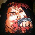 Anthrax Fistfull of Metal t-shirt
