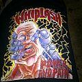 Whiplash Power And Pain T-shirt