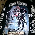 Grim Reaper See You in Hell Longsleeve TShirt or Longsleeve