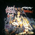 Angel Witch-Screaming and bleedin t shirt