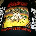 Incubus Serpent Temptation Lonsleeve