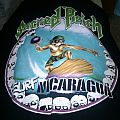 Sacred Reich, Surf Nicaragua Official t-shirt