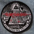 Carcass - In Grind We Trust patch