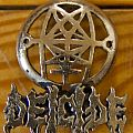 Deicide Trifixion Alchemy metal pin Other Collectable
