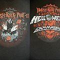 Gamma Ray - TShirt or Longsleeve - HELLOWEEN/GAMMA RAY - Hellish rock tour