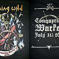 Running Wild - TShirt or Longsleeve - RUNNING WILD - Wacken 2015