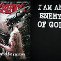 Kreator - TShirt or Longsleeve - KREATOR - Enemy Of God Revisited